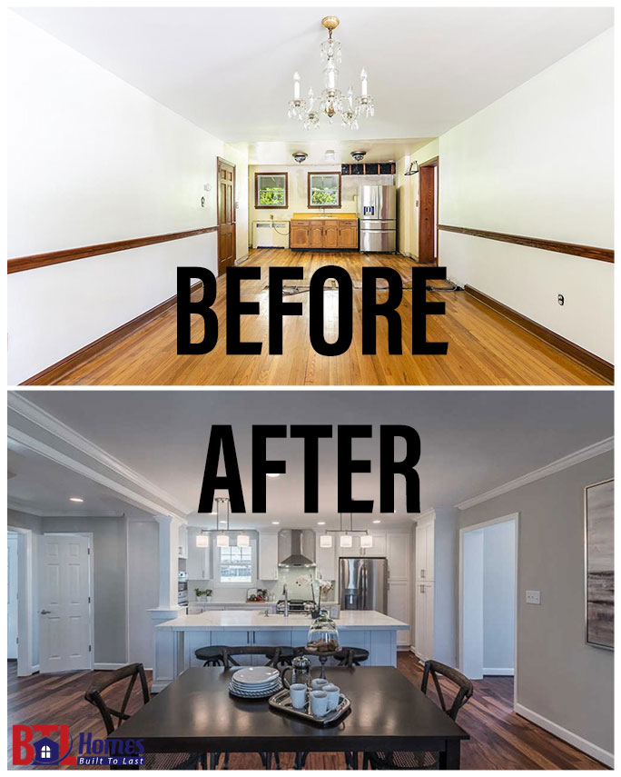 Remodel by BTL Homes